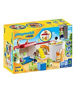 Playmobil 70399 1.2.3 My Take Along Preschool