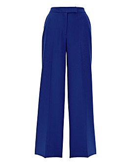 Mix and Match Ink Blue Wide Leg Trousers