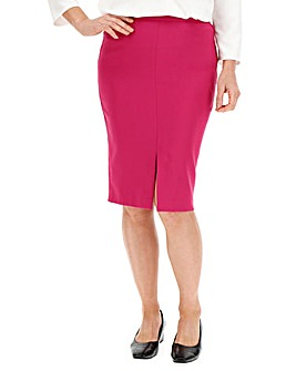 Mix and Match Pink Pencil Skirt