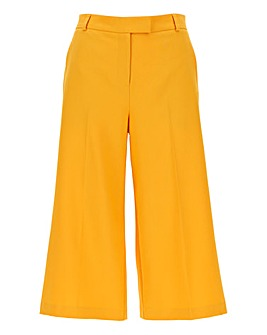 Mix and Match Mustard Culottes