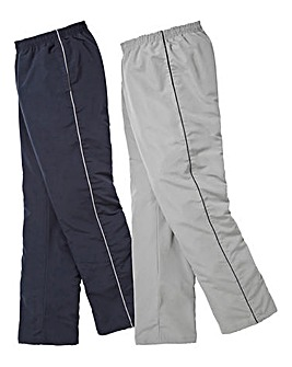 Pack 2 Woven Pants 31in
