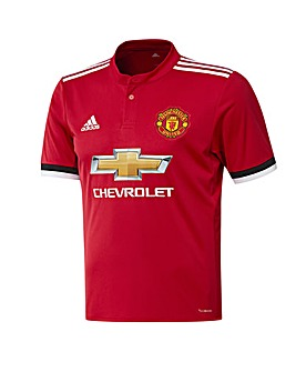 Manchester United Replica S/ S Home Jersey