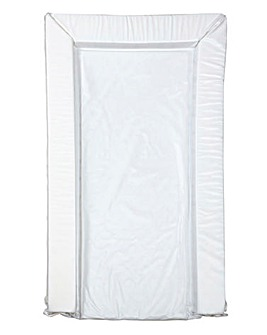 East Coast Plain White Changing Mat