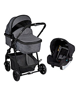 Safety 1st Hello 3 in 1 Travel System