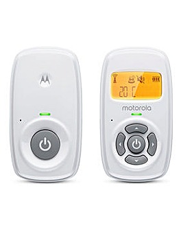 Motorola Audio Baby Monitor 24