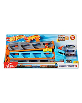 Hot Wheels City Speedway Hauler