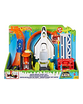 Hot Wheels City Super Space Station