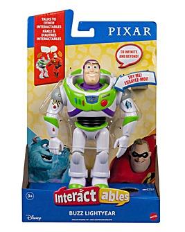 Pixar Buzz Interactable