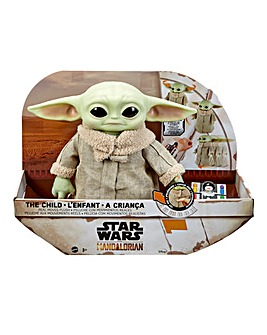 Star Wars The Child 12 Feature Plush