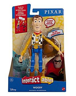 Pixar Woody Interactable