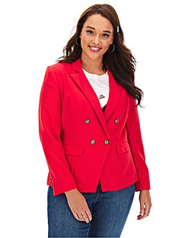 Premium Stretch Coral Trophy Blazer