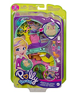 Polly Pocket Big World Hedgehog Cafe