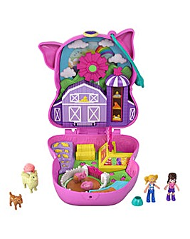 Polly Pocket Big World Piglet Country
