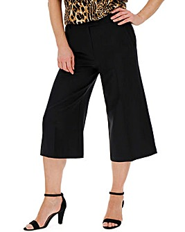 Mix and Match Black Culottes
