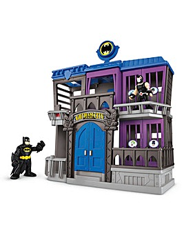 Imaginext DC Super Friends Gotham City Jail Playset