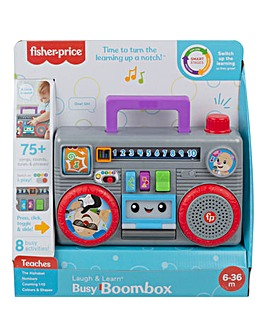 Fisher-Price Busy Beats Boombox