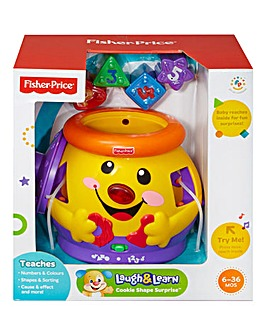 Fisher-Price Cookie Shape Surprise