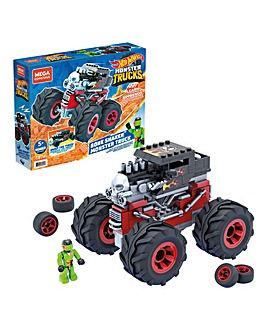 Mega Construx Hot Wheels Bone Shaker Monster Truck