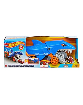 Hot Wheels Shark Chomp Transport