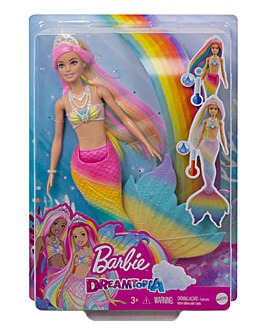 Barbie Color Change Mermaid