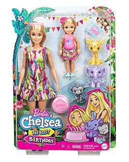 Barbie Dreamhouse Adventures Barbie & Chelsea Story Set
