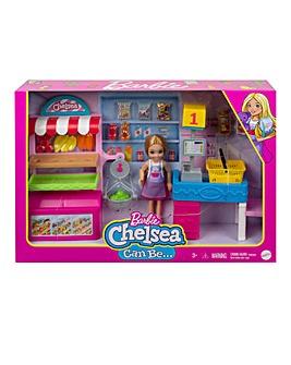 Barbie Chelsea Supermarket