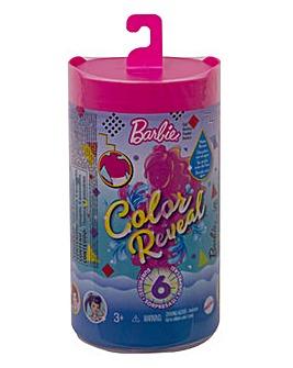 Barbie Colour Reveal Assortment Wave 6 Chelsea Monochrome Series