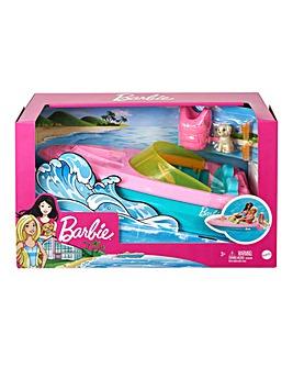 Barbie Speed Boat