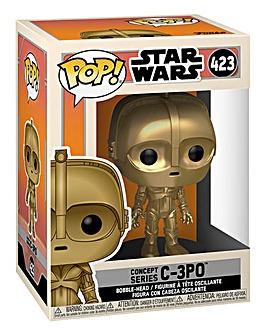 POP Star Wars: SW Concept- C-3PO