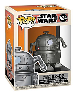 POP Star Wars: SW Concept- R2-D2
