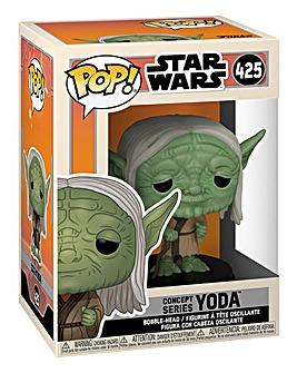 POP Star Wars: SW Concept- Yoda