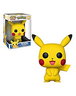 POP Games: Pokemon S1- 10 Inch Pikachu