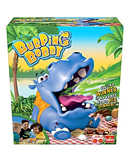 Burping Bobby