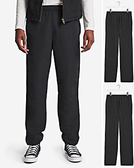 Pack of Two Woven Joggers