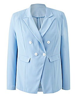 Powder Blue Trophy Blazer