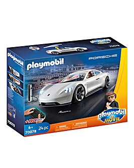 Playmobil Movie 70078 Porsche Mission E