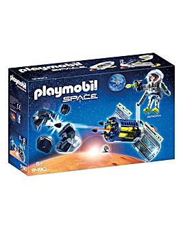 Playmobil Meteoroid Laser