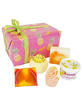 Bomb Cosmetics Tropical Pineapple