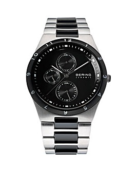 Bering Gents Multi-Dial Bracelet Watch