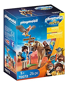 Playmobil Movie 70072 Marla with Horse