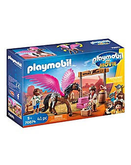 Playmobil Movie 70074 Pegasus Del / Marla