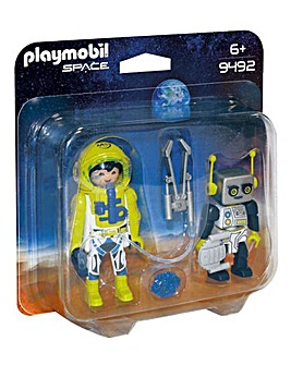 Playmobil 9492 Space Astronaut