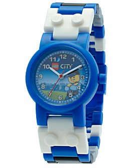 LEGO City Police Watch
