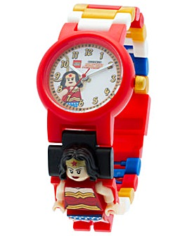 LEGO DC Wonder Woman Watch
