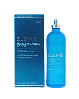 ELEMIS Musclease Active Body Oil - Relaxing