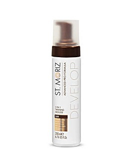 St Moriz Dark 5 in 1 Tanning Mousse