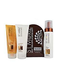 St Moriz Medium Tan Bundle