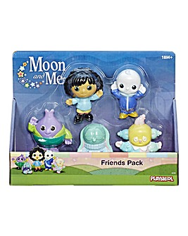 Moon and Me Figure Collection Pack