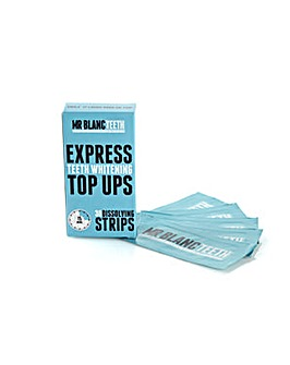 Mr Blanc Express Whitening Strips