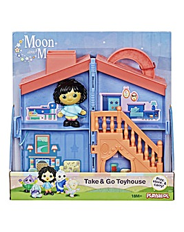 Moon and Me On The Go Toy House